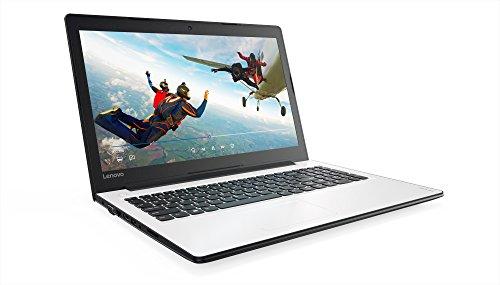 """Lenovo Ideapad 310-15IKB Portatile con Display da 15.6"""" HD, Processore Intel Core I5-7200U, RAM 4 GB, 500 GB HDD, Scheda Grafica Nvidia 920M, S.O. Windows 10 Home, Bianco"""