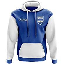 Airo Sportswear Nicaragua Concept Country Football Hoody (Blue)