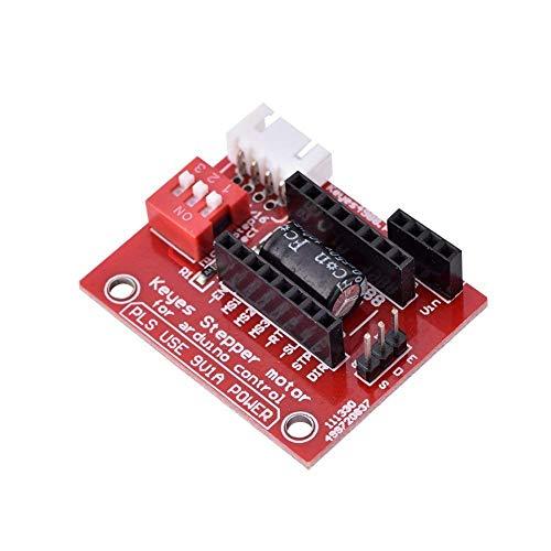 Preisvergleich Produktbild UIOTEC 3D Printer Stepper Motor Driver Control Extension Shield Board For A4988 DRV8825