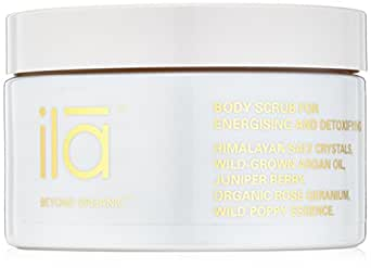 ila Body Scrub for Energising and Detoxifying 250 g