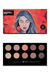 SUGAR Cosmetics Blend The Rules Eyeshadow Palette - 01 Vogue
