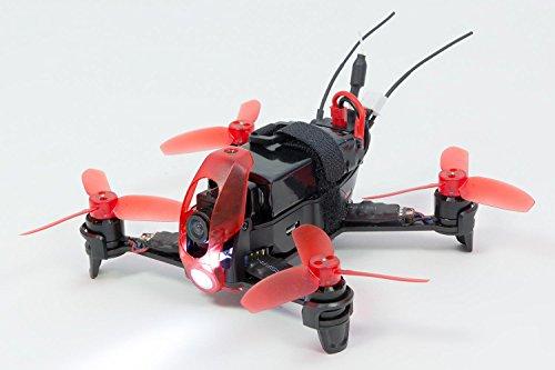 Walkera 15004100 - FPV Racing-Quadrocopter Rodeo 110 RTF - FPV-Drohne mit HD-Kamera, Akku, Ladegerät und Devo 7 Fernsteuerung - 5