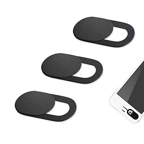 9Pack Webcam Cover Slider Camera Protect Privacy Cover for Laptop White