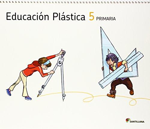 EDUCACIÓN PLÁSTICA 5 PRIMARIA - 9788468014494 por Aa.Vv.