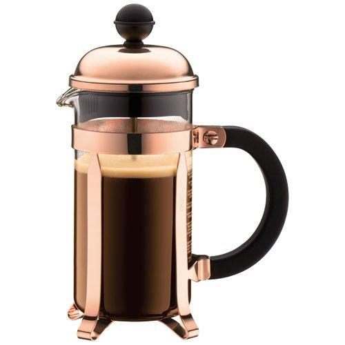 BODUM - 1923-18 - CHAMBORD - Cafetière à piston - 3 Tasses - 0,35 L