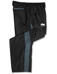 12–13 belgique woven pantalon de sport pour femme noir