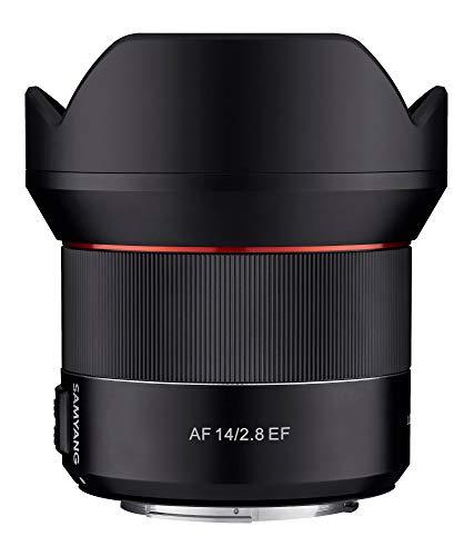 SAMYANG AF14MM F2.8 EF,Obiettivo con focale fissa con auto...