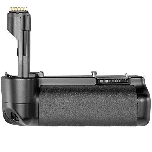 Galleria fotografica Neewer® Professionale Impugnatura Batteria (Ricambio di BG-E2N) per Canon EOS 20D/30D/40D/50D D-SLR Funziona con 1 o 2pz. Batterie BP-511 o 6pz. Batterie AA