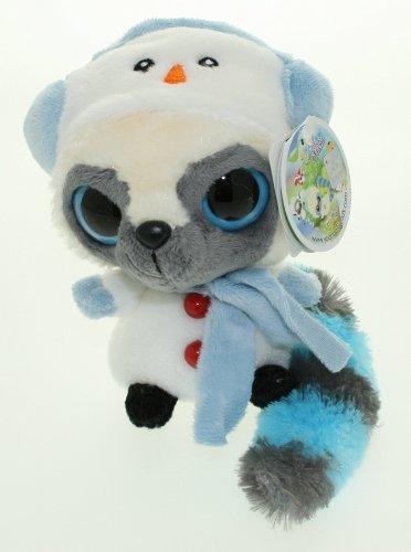 yoohoo-queue-bleue-grise-de-5-pouces-dans-le-costume-de-bonhomme-de-neige
