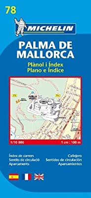 Palma de Mallorca - Michelin City Plan 78: City Plans