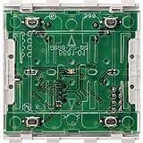 Merten Taster-Modul Comfort, 1 fach, System M, MEG5111-0300