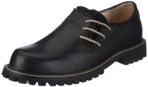 Wolpertinger wpW07064-1pdbM, Chaussures basses homme Noir black