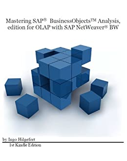 Mastering SAP BusinessObjects Analysis, edition for OLAP with SAP NetWeaver BW (English Edition) par [Hilgefort, Ingo]