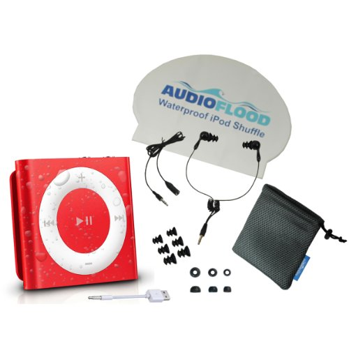 latest-generation-apple-ipod-shuffle-waterproofed-by-audioflood-with-true-short-cord-headphones-red