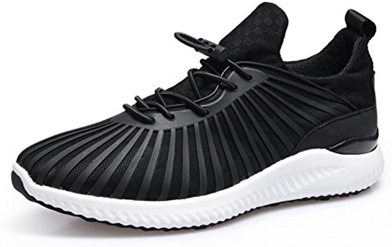 Neue koreanische Art und weisse beiläufige Schuhe der Schuhe der Männer 2018 JugendlederschuhZehe beschuht 3848