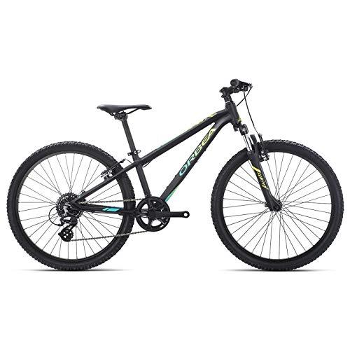 ORBEA MX 24 XC Kinderrad MTB, Farbe:Schwarz-Pistazie -
