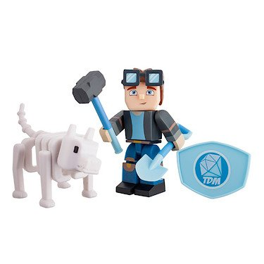 TUBE HEROES Dan TDM Hero Pack