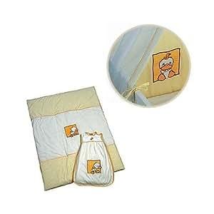 Geuther 4120 Schlafsack für Sommer & Winter Design 306 Ente
