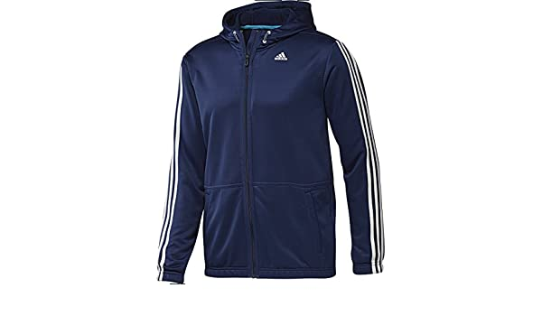 adidas Performance CL TR FZ Light Veste Sport Homme Bleu