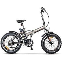 Argento Mini Max, Bicicletta Unisex – Adulto, Telaio 42 cm