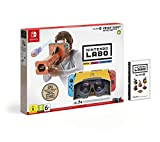 Image of Nintendo Labo Toy-con 04: VR Kit - Starter Set + Blaster (Nintendo Switch)
