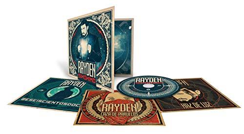 Sinónimo: Edición firmada : CD con Postales