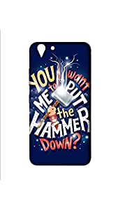 You Want To Me Put The Hammer Down Mobile Case/Cover For lenovo vibe k5