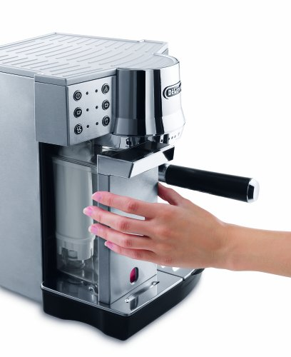 delonghi ec 850 m espressomaschine siebtr ger kaffee und mehr. Black Bedroom Furniture Sets. Home Design Ideas