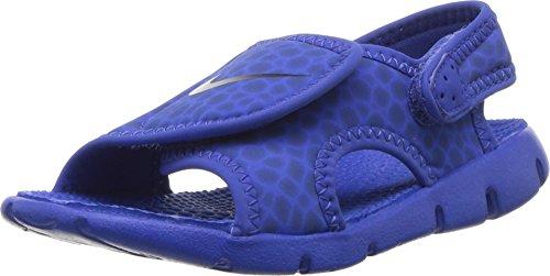Nike NIKE386518-011 - Sunray Adjust 4 (Kleines Kind/Großes Kind) Mädchen, Blau (Game Royal/Obsidian-Game Royal), 18 M EU Kleinkind