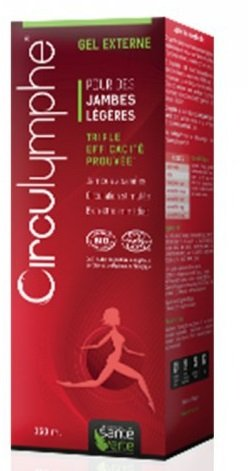 SANTE VERTE - Circulymphe gel 150ml