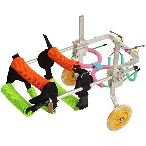 Haustier-Scooter, gelähmter behinderter Hund Aluminium… | 06927907007366