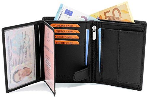 Geldbörse aus echtem Leder von Fa.Volmer Phoenix 3 - 3