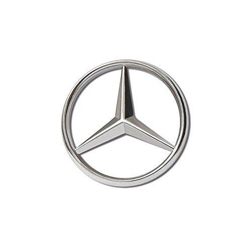 mercedes-benz-pin-10mm-mb-estrella-de-plata-acero-inoxidable-pulido