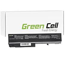 Green Cell® Standard Serie Laptop Akku für HP Compaq 6710b 6710s 6715b 6715s 6910p nc6120 nc6220 nc6320 nc6400 nx6110 nx6310 (6 Zellen 4400mAh 11.1V Schwarz)