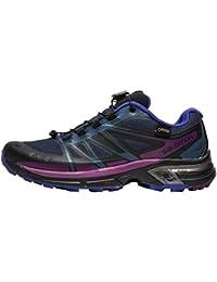 Salomon L39060900, Zapatillas de Trail Running para Mujer