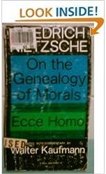 On the Genealogy of Morality by Friedrich Wilhelm Nietzsche (1973-02-22)