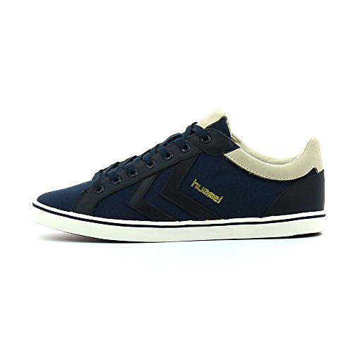 Hummel Deuce Court Premuim, Baskets Mixte Adulte Noir