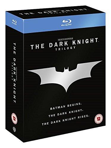 Dark Knight Trilogy - Dark Knight Trilogy (5 Blu-Ray)...