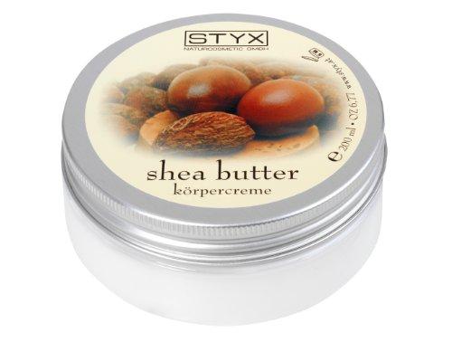 Styx Naturcosmetik Shea Butter Körpercreme, 200 ml