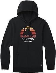 Burton Herren Underhill Logo Full-Zip Hoodie