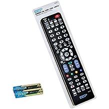HQRP Mando a distancia para televisores LED de Samsung JS9000; UE48JS9000T, UE55JS9000T, UE65JS9000T Curvo SUHD Smart TV