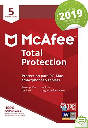 3 - MC Affee Protección Total