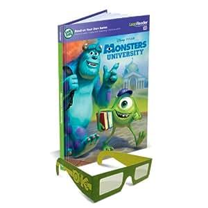 LeapFrog LeapReader 3D Book: Disney-Pixar Monsters University