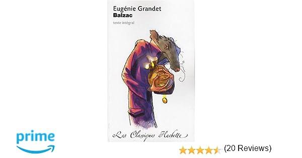 Amazon fr   Eug  nie Grandet   Honor   de Balzac  Chantal Grenot   Livres