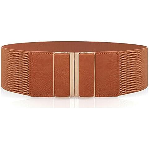 Signora breve cintura/Elastica cintura decorativa/Cintura Estate Joker-A