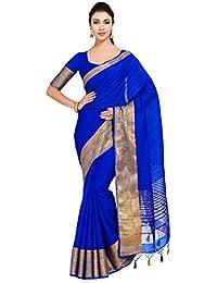 3db4354ba7c013 Mimosa Linen Silk saree Kanjivaram Style With Blouse light weight official wear  saree (4342-