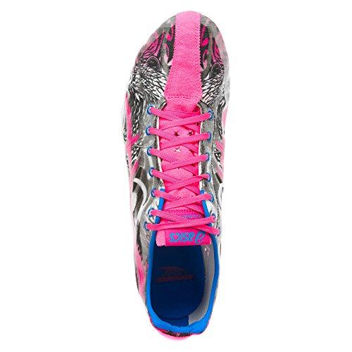 Asics, Scarpe da atletica leggera uomo Pink Dragon