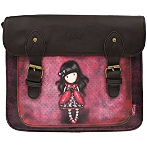 Santoro Gorjuss The Ladybird Satchel