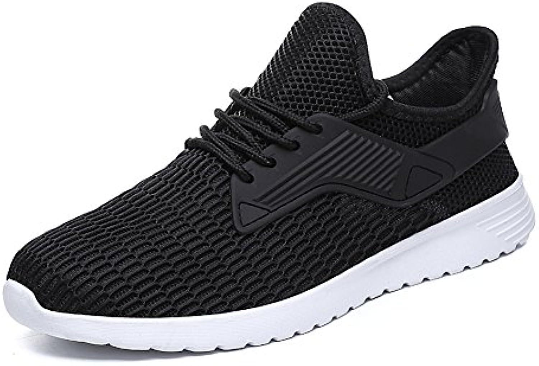 Aitaobao Zapatillas Running para Hombre Aire Libre y Deporte Transpirables Casual Zapatos Gimnasio Correr Sneakers...