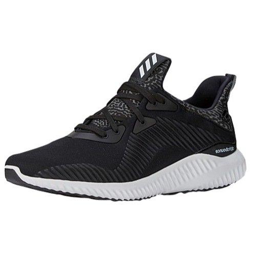 Max air alpha bounce sports running shoes BLACK (8 M UK Men)